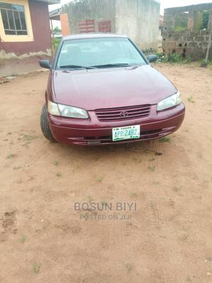 Toyota Camry 2004 Red | Cars for sale in Kwara State, Ilorin West