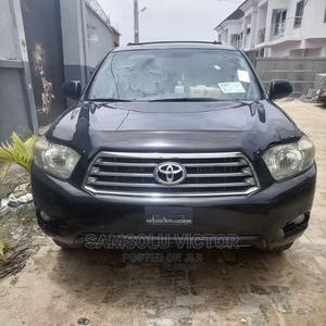 Toyota Highlander 2009 V6 Gray   Cars for sale in Lagos State, Ajah