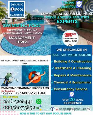 Swim Lessons for Individuals and Groups   Sports Club CVs for sale in Lagos State, Ikeja