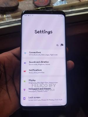 Samsung Galaxy S9 Plus 64 GB Black | Mobile Phones for sale in Lagos State, Ikorodu