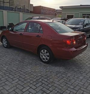 Toyota Corolla 2002 Sedan Red   Cars for sale in Rivers State, Bonny