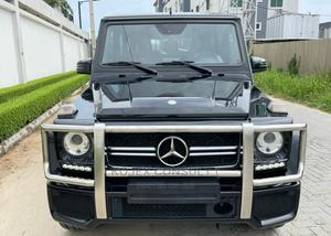Mercedes-Benz G-Class 2014 Black   Cars for sale in Lagos State, Victoria Island