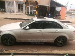 Mercedes-Benz C300 2009 White | Cars for sale in Lagos State, Alimosho