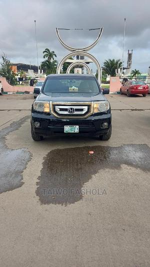 Honda Pilot 2011 Black | Cars for sale in Lagos State, Lekki