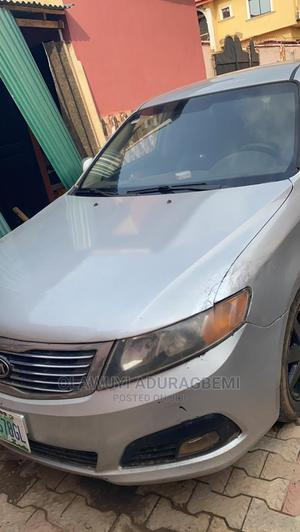 Kia Optima 2010 Gray | Cars for sale in Oyo State, Ibadan
