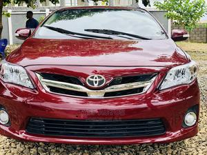 Toyota Corolla 2008 Red   Cars for sale in Abuja (FCT) State, Gwarinpa