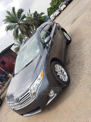 Toyota Venza 2009 V6 Gray | Cars for sale in Abuja (FCT) State, Gudu