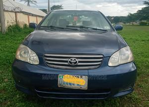 Toyota Corolla 2004 LE Blue   Cars for sale in Abuja (FCT) State, Durumi