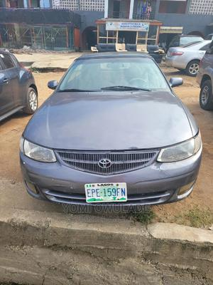 Toyota Solara 2003 2.4 Coupe Gray   Cars for sale in Lagos State, Isolo
