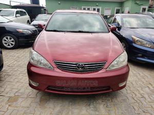 Toyota Camry 2006 Red | Cars for sale in Lagos State, Ogba