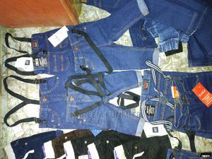 Suspender Jeans   Children's Clothing for sale in Lagos State, Ikorodu