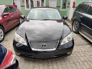 Lexus ES 2009 350 Black | Cars for sale in Lagos State, Ogba