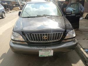 Lexus RX 2000 Black | Cars for sale in Lagos State, Surulere