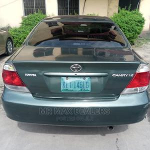 Toyota Camry 2004 Green | Cars for sale in Rivers State, Port-Harcourt