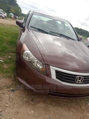 Honda Accord 2008 Red | Cars for sale in Abuja (FCT) State, Gaduwa