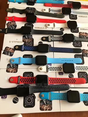 Smart Watch 6   Watches for sale in Lagos State, Alimosho