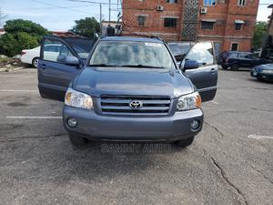 Toyota Highlander 2004 Limited V6 4x4 Blue   Cars for sale in Lagos State, Amuwo-Odofin
