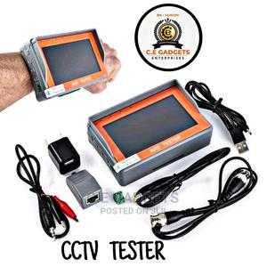 4.3 Inch 4 in 1 HD CCTV Tester Monitor AHD | Accessories & Supplies for Electronics for sale in Lagos State, Ojo