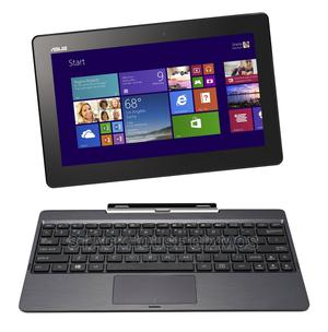 Laptop Asus Transformer Book T100TA 2GB Intel Atom HDD 500GB | Laptops & Computers for sale in Lagos State, Ikeja