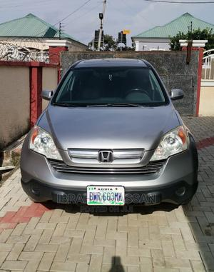 Honda CR-V 2008 Silver   Cars for sale in Abuja (FCT) State, Central Business District
