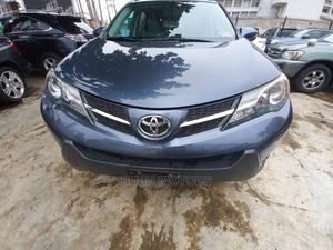 Toyota RAV4 2014 Blue | Cars for sale in Lagos State, Ogba