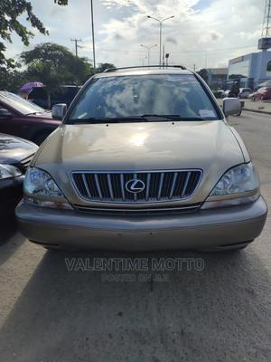 Lexus RX 2003 300 4WD Gold | Cars for sale in Lagos State, Amuwo-Odofin