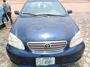 Toyota Corolla 2005 CE Blue | Cars for sale in Abuja (FCT) State, Galadimawa