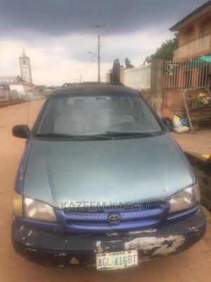 Toyota Sienna 1999 CE Blue | Cars for sale in Ogun State, Sagamu