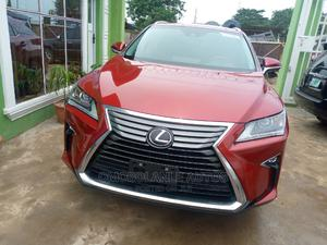 Lexus RX 2016 Red | Cars for sale in Lagos State, Ikeja