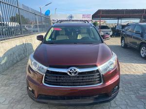 Toyota Highlander 2015   Cars for sale in Lagos State, Lekki