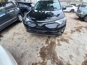 Toyota RAV4 2017 Black   Cars for sale in Lagos State, Ogba
