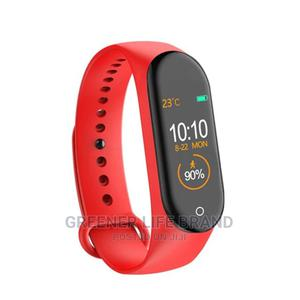 M3 Colour Screen Smart Watch (Sport Bracelet)   Smart Watches & Trackers for sale in Lagos State, Ikeja