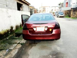 Honda Accord 2003 Automatic Red   Cars for sale in Lagos State, Ikeja