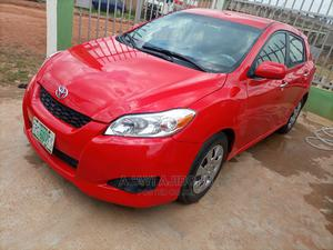 Toyota Matrix 2009 Red | Cars for sale in Lagos State, Agege