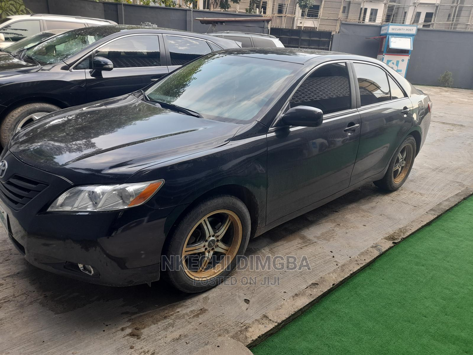 Toyota Camry 2009 Black   Cars for sale in Ikeja, Lagos State, Nigeria