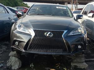 Lexus IS 2010 250 AWD Automatic Gray | Cars for sale in Lagos State, Apapa