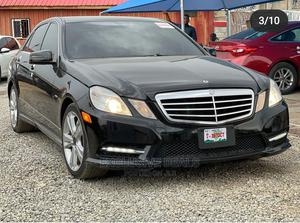Mercedes-Benz E350 2012 Black   Cars for sale in Kaduna State, Kaduna / Kaduna State