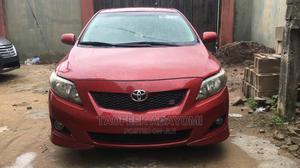 Toyota Corolla 2010 Red | Cars for sale in Lagos State, Ikotun/Igando