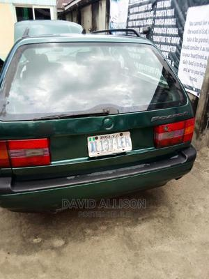 Volkswagen Passat 1990 Variant Green   Cars for sale in Rivers State, Oyigbo