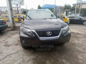 Lexus RX 2010 350 Gray | Cars for sale in Lagos State, Ikeja