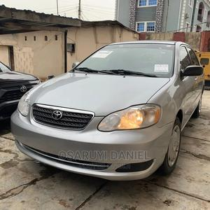Toyota Corolla 2007 LE Silver | Cars for sale in Lagos State, Isolo