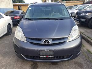 Toyota Sienna 2006 CE FWD Gray | Cars for sale in Lagos State, Amuwo-Odofin