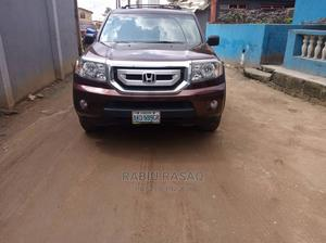 Honda Pilot 2010 Red | Cars for sale in Lagos State, Alimosho