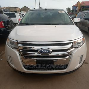 Ford Edge 2011 White | Cars for sale in Lagos State, Alimosho