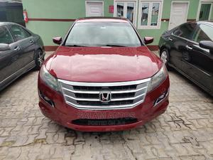 Honda Accord Crosstour 2011 Red | Cars for sale in Lagos State, Ogba