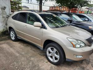 Lexus RX 2007 350 Gold | Cars for sale in Lagos State, Isolo