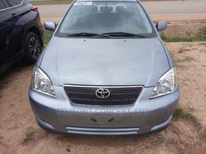 Toyota Corolla 2005 Liftback Gray   Cars for sale in Abuja (FCT) State, Kubwa