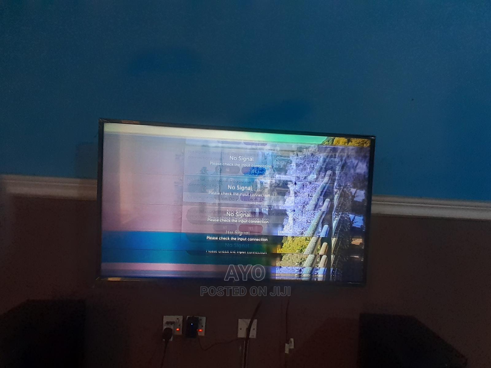 49 Inches LG Smart TV ( 49uj634v-Td)   TV & DVD Equipment for sale in Otukpo, Benue State, Nigeria