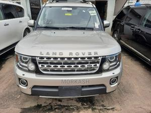 Land Rover Lr4 2015 Gold | Cars for sale in Lagos State, Isolo