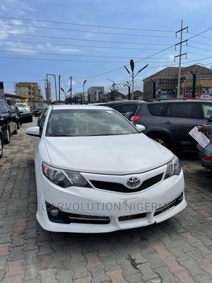 Toyota Camry 2012 White | Cars for sale in Lagos State, Lekki